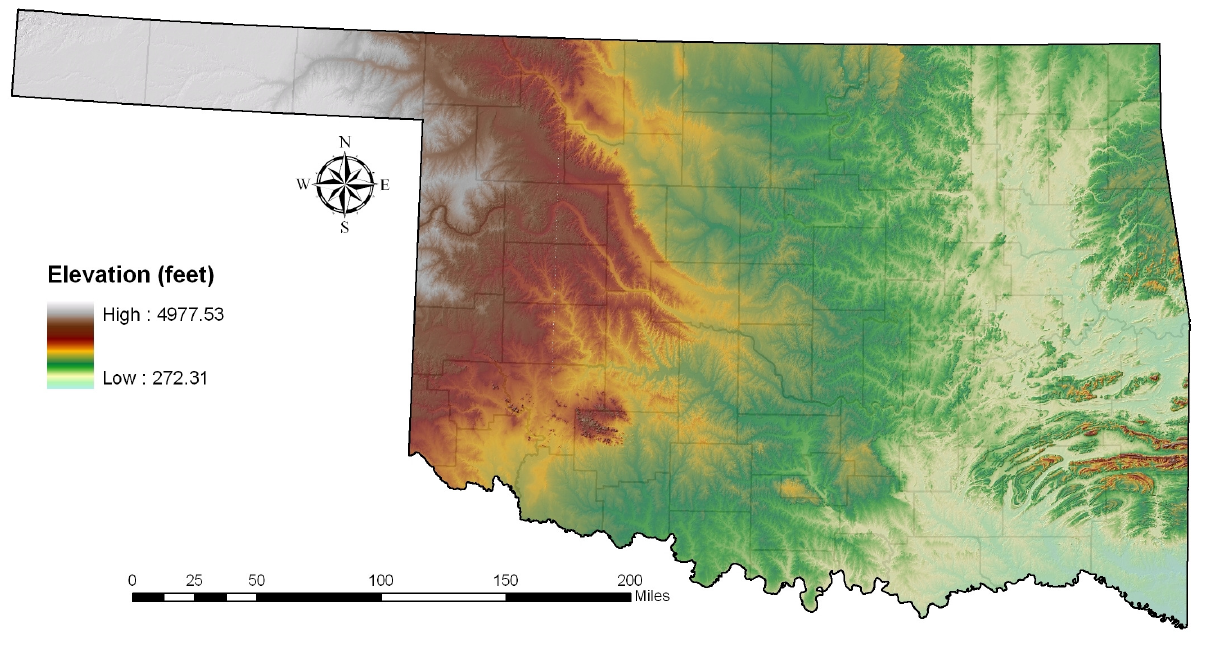 Oklahoma Climatological Survey
